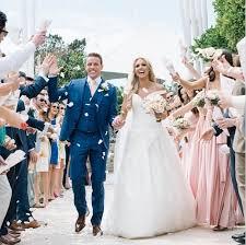 hello wedding dress picture of rosanna davison s wedding dress