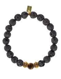 tiger eye jewelry its properties lava tiger eye bracelet evadane