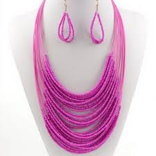 jewelry fashion necklace images Necklace fashion necklace lkn 63554 a 12 pieces pack jpg