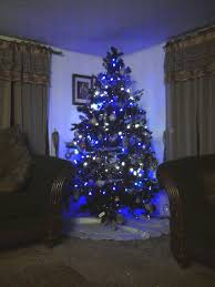 blue and white lights 25 light blue fashioned