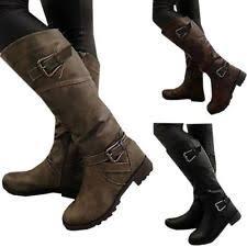 womens boots canada wide calf wide calf boots ebay