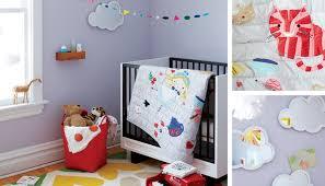 girls nursery ideas u0026 themes the land of nod