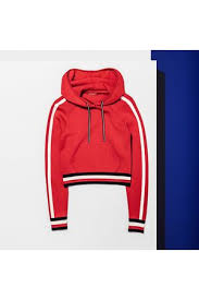 red cropped hoodie hoodies u0026 sweatshirts for women compare prices