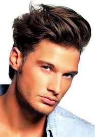 men hairstyles for medium straight hair men short boyish thick