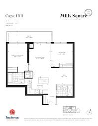 Vaughan Mills Floor Plan Mills Square Luxury Condos At Erin Mills And Eglinton Mississauga