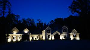 Lighting In Landscape Glimmer Landscape Lighting In Indianapolis In