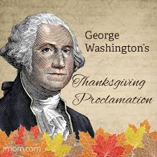 washington s thanksgiving proclamation made 16 references to god