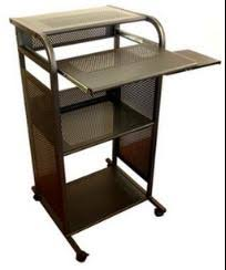Stand Up Computer Desk by S2445 24