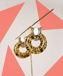 80s earrings acrylic earrings trend comey asos cult gaia