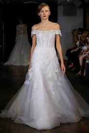 orlando wedding dresses a line lace and embroidered wedding dress from rivini by