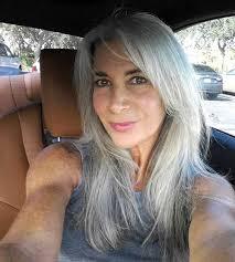 best 25 long gray hair ideas on pinterest gray hair long