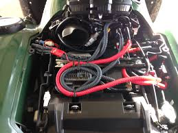 under the hood winch contactor install on 2014 grizzly 700 eps