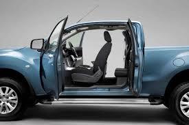 new mazda van irish van u0026 truck suv new mazda bt 50 freestyle cab to debut in oz