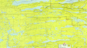 Bwca Map Poplar To Ham Route Seagull Canoe Outfitters U0026 Lakeside Cabins