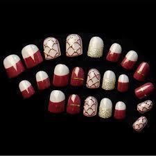 popular color nail tips designs buy cheap color nail tips designs