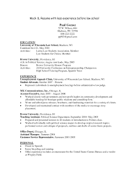law resume template attorney resume samples template law