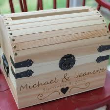 wedding envelope boxes wedding card box treasure chest treasure box by naturallyaspen