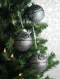 diy death star ornament brings u0027star wars u0027 home fandango