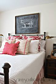 savvy southern style mid summer farmhouse style guestroom