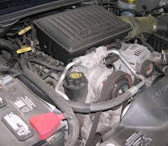 jeep motor chrysler powertech engine