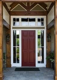 Hang Exterior Door Front Entrance Doors Henselstone Window And Door Systems Inc