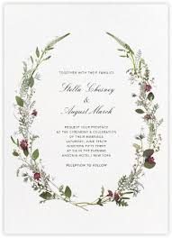 marriage invitation online best 25 winter wedding invitations ideas on