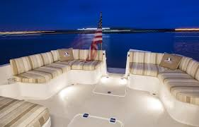 Power Boat Interiors Back Cove 41 Down East Style Power Boat Back Cove Yachts