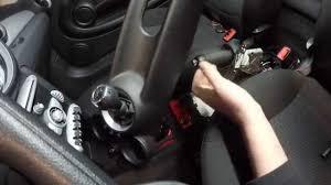 siege auto mini cooper mini cooper airbag steuergerät ausbauen