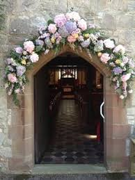 wedding arches ireland church portal decorated for a wedding pinteres