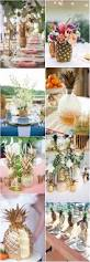 21 inspirational pineapple wedding ideas for summer wedding