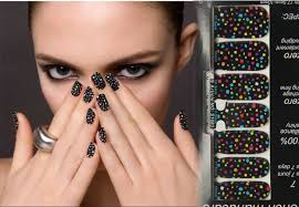 metallic nail foil wraps free shipping merry christmas nail wraps sticker foils cover