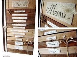 idee menu mariage menu mariage par gedane