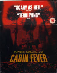 cabin fever director u0027s cut steelbook uk