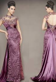 purple wedding dresses 80 vintage venice purple lace wedding dress stretch satin inner