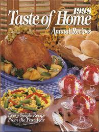 1998 taste of home annual recipes julie schnittka reiman