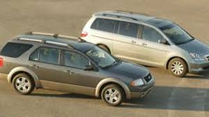 2005 Ford Windstar Double Take 2005 Ford Freestyle Vs 2005 Honda Odyssey Family