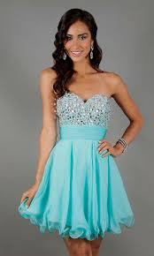 short blue prom dress naf dresses