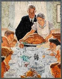 norman rockwell four freedoms to be thankful for