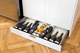 Storage Ideas For The Kitchen 5 Wine Storage Ideas For The Kitchen Contemporist