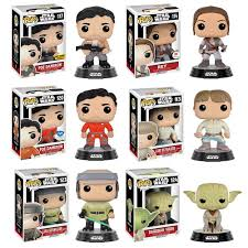 target funko pop black friday anakin and his angel the force awakens funko pop glam shots