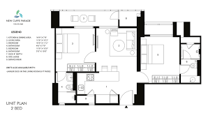 new cuffe parade floor plans u0026 unit plans of 1 2 u0026 3 bed homes