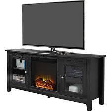 oak fireplace tv stand junsaus electric fireplace tv console dact us