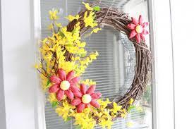 summer wreath your front door 20 lovely handmade summer wreath ideas