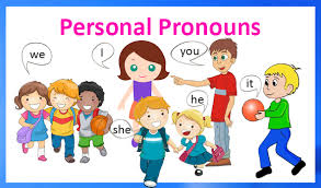 personal pronouns what are personal pronouns how do we use them