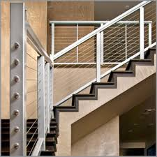 Banister Handrail Designrail Custom Aluminum Railings By Feeney