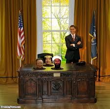 obama at desk barack obama with heads on his desk pictures freaking news