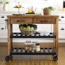 kitchen island on casters small kitchen island on wheels kitchen cart birch kitchen trolley