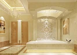 luxury palace style bathroom interior design