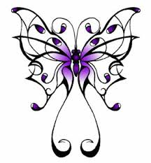 tribal butterfly tattoo ideas tattoomagz