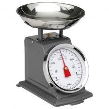 balance cuisine balance de cuisine mécanique gris toilinux